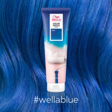 Wella Color Fresh Mask blue 150ml