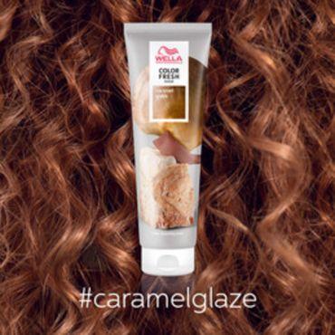 Wella Color Fresh Mask caramel glaze150ml
