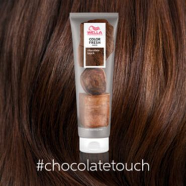 Wella Color Fresh Mask Chocolate touch 150ml