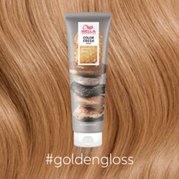 Wella Color Fresh Mask golden gloss 150ml
