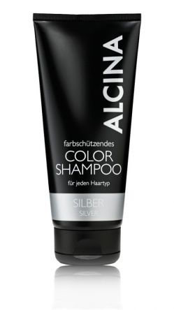 ALCINA Color Shampoo silber  200ml
