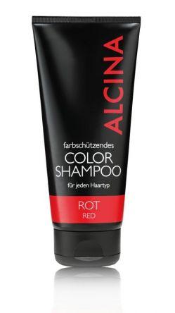ALCINA Color Shampoo rot  200ml