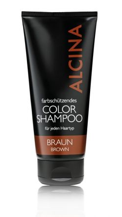 ALCINA Color Shampoo braun  200ml