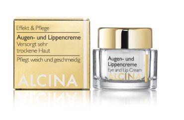 ALCINA Augen und Lippencreme  15ml
