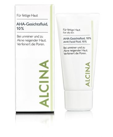 ALCINA AHA Fluid  50ml