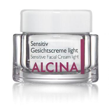 ALCINA Sensitiv Gesichtscreme light  50ml