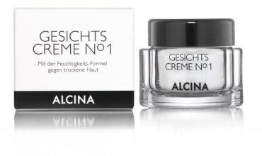 ALCINA Gesichtscreme Nr.1 N°1  50ml