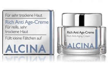 ALCINA Rich Anti Age Creme  50ml