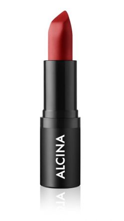 Alcina Matt Lip Colour Chili red