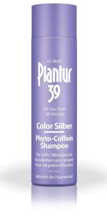 Plantur 39 Color Silber Phyto Coffein Shampoo 250ml