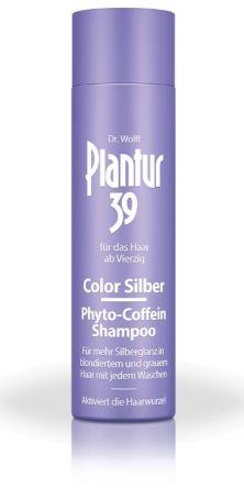 Plantur 39 Color Silber Phyto Coffein Shampoo 250ml