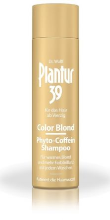 Plantur 39 Color Blond Phyto Coffein-Shampoo 250ml