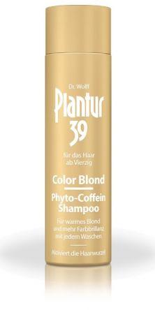 Plantur 39 Color Blond Phyto Coffein-Shampoo 250ml