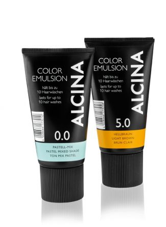 Alcina Color Emulsion 150 ml 7.3 mittelblond-gold