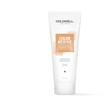 Goldwell Dualsenses Color Revive Conditioner warmes Dunkelblond 200ml