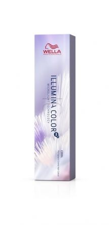 Wella Illumina Color 60ml  10/81 hell lichtblond perl asch