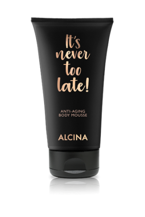 Alcina It's never too late Anti Aging Body Mousse  150ml