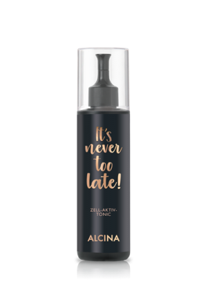 Alcina It's never too late Zell Aktiv Tonic 125ml