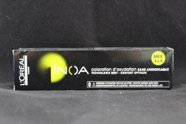 L'oreal Inoa Cremehaarfarbe 7,0 mittelblond intensiv 60ml