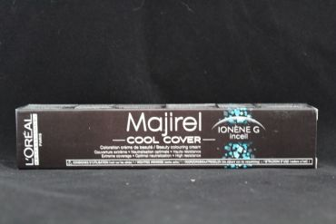 L'oreal Majirel Cool Cover Haarfarbe 4,3 mittelbraun gold   50ml
