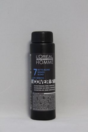 L'oreal Homme Cover 5 NO 7 mittelblond 3x 50ml