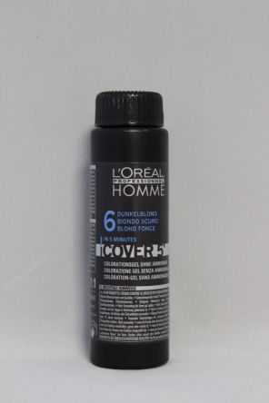 L'oreal Homme Cover 5 NO 6 dunkelblond 3x 50ml