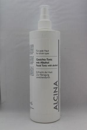 ALCINA Gesichtstonic mit Alkohol  500ml