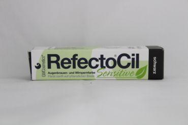 Refectocil Sensitive Augenbrauen- & Wimpernfarbe schwarz 15ml