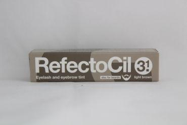 Refectocil Augenbrauen- & Wimpernfarbe 3.1 lichtbraun 15ml