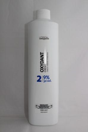 L'oreal Majirel H2O2 Creme Oxydant 9%  1000ml
