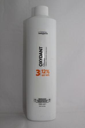 L'oreal Majirel H2O2 Creme Oxydant 12%  1000ml