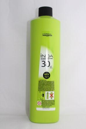 L'oreal Inoa Oxydant Riche 9%  1 Liter