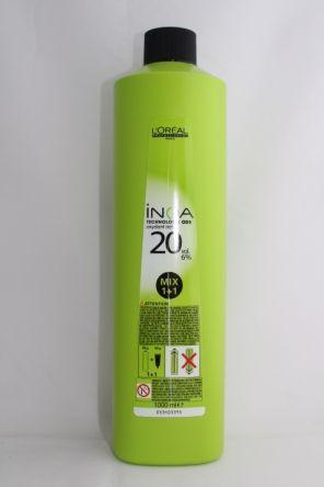 L'oreal Inoa Oxydant Riche 6%  1 Liter