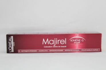 L'oreal Majirel Haarfarbe 4,45 mittelbraun kupfer mahagoni 50ml