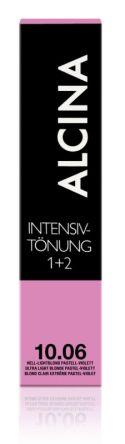 ALCINA Intensiv Tönung 60ml 10.06 hell-lichtblond pastell-violett