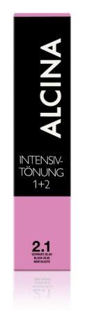 ALCINA Intensiv Tönung 60ml 2.1 schwarz blau