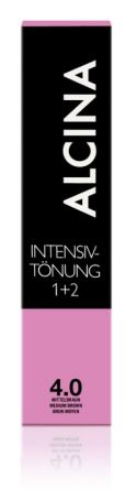 ALCINA Intensiv Tönung 60ml 4.0 mittelbraun