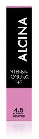 ALCINA Intensiv Tönung 60ml 4.5 mittelbraun-rot