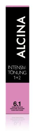 ALCINA Intensiv Tönung 60ml 6.1 dunkelblond-asch