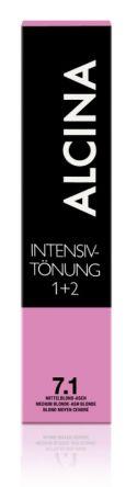ALCINA Intensiv Tönung 60ml 7.1 mittelblond-asch