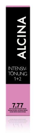 ALCINA Intensiv Tönung 60ml 7.77 mittelblond intensiv-braun