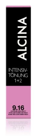 ALCINA Intensiv Tönung 60ml 9.16 lichtblond-asch-violett