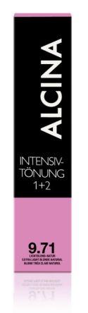 ALCINA Intensiv Tönung 60ml 9.71 lichtblond braun-natur