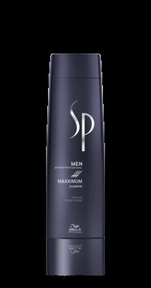 WELLA System Professional Men Maxximum Shampoo 250ml