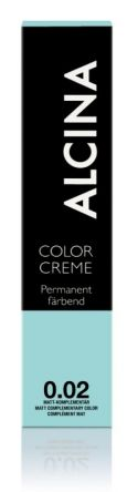 ALCINA Color Creme Haarfarbe  60ml  0.02 matt-komplementär