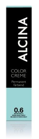 ALCINA Color Creme Haarfarbe  60ml  0.6 mixton violett