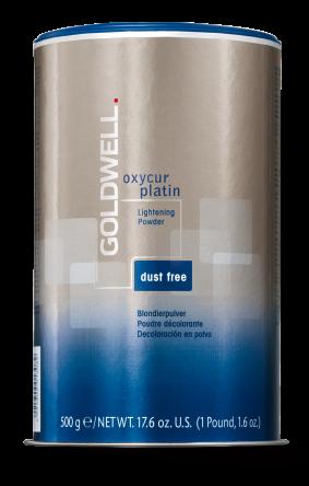Goldwell Oxycur Platin staubfrei 500gr