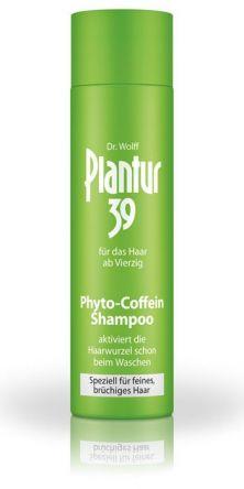 Dr. Wolff Plantur 39 Phyto Coffein Shampoo  250ml
