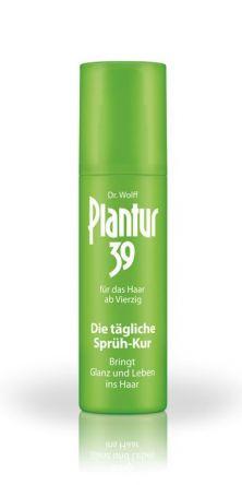 DR. WOLFF PLANTUR 39  Sprüh Kur  125ml