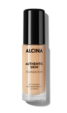 Alcina Authentic Skin Foundation light  28,5ml